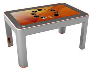 Интерактивный сенсорный стол купить в Тюмени
